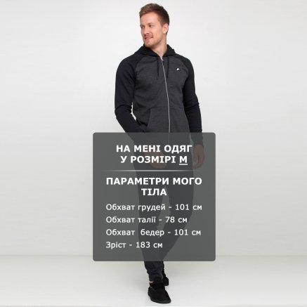 Кофта Nike M Nsw Optic Hoodie Fz - 112855, фото 6 - інтернет-магазин MEGASPORT