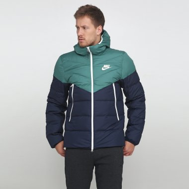 Пуховики nike M Nsw Dwn Fill Wr Jkt Hd - 119234, фото 1 - інтернет-магазин MEGASPORT