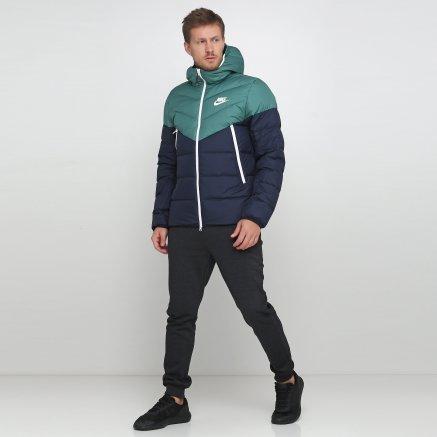 Пуховики Nike M Nsw Dwn Fill Wr Jkt Hd - 119234, фото 2 - інтернет-магазин MEGASPORT