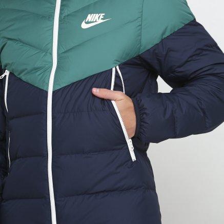 Пуховики Nike M Nsw Dwn Fill Wr Jkt Hd - 119234, фото 4 - інтернет-магазин MEGASPORT
