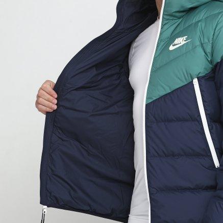Пуховики Nike M Nsw Dwn Fill Wr Jkt Hd - 119234, фото 5 - інтернет-магазин MEGASPORT