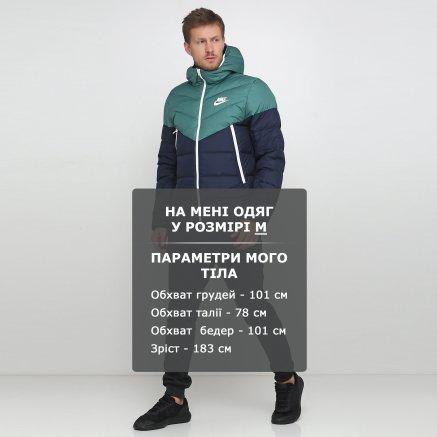 Пуховики Nike M Nsw Dwn Fill Wr Jkt Hd - 119234, фото 6 - інтернет-магазин MEGASPORT