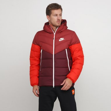 Пуховики nike M Nsw Dwn Fill Wr Jkt Hd - 121078, фото 1 - інтернет-магазин MEGASPORT
