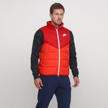 Куртки-жилети nike M Nsw Dwn Fill Wr Vest - 119235, фото 1 - інтернет-магазин MEGASPORT