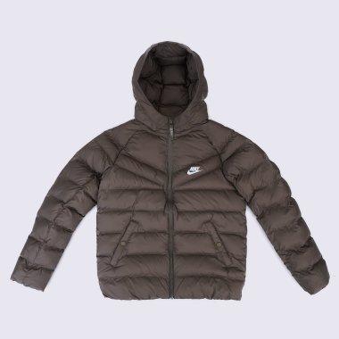 Куртки nike B Nsw Jacket Filled - 119245, фото 1 - інтернет-магазин MEGASPORT