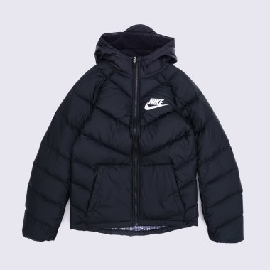 Пуховики nike B Nsw Down Jkt - 119246, фото 1 - интернет-магазин MEGASPORT