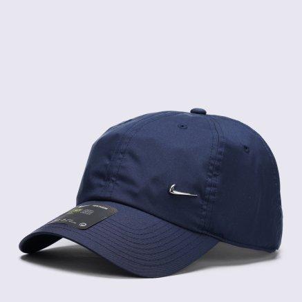 Кепка Nike U Nsw H86 Cap Nk Metal Swoosh - 108678, фото 1 - інтернет-магазин MEGASPORT