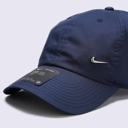 Кепка Nike U Nsw H86 Cap Nk Metal Swoosh - 108678, фото 4 - інтернет-магазин MEGASPORT