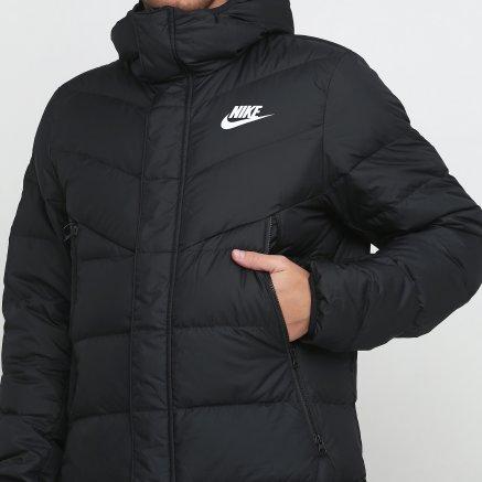 Пуховики Nike M Nsw Dwn Fill Wr Prka Hd - 112934, фото 4 - интернет-магазин MEGASPORT