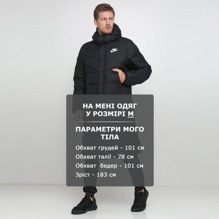 Пуховики Nike M Nsw Dwn Fill Wr Prka Hd - 112934, фото 6 - интернет-магазин MEGASPORT