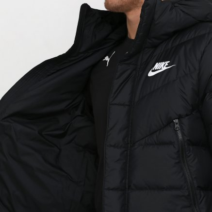 Пуховики Nike M Nsw Dwn Fill Wr Parka Hd Rus - 121136, фото 5 - інтернет-магазин MEGASPORT
