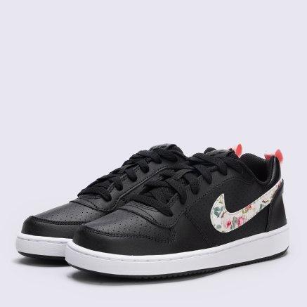 Кеды Nike Court Borough Low Vf (Gs) - 119084, фото 1 - интернет-магазин MEGASPORT