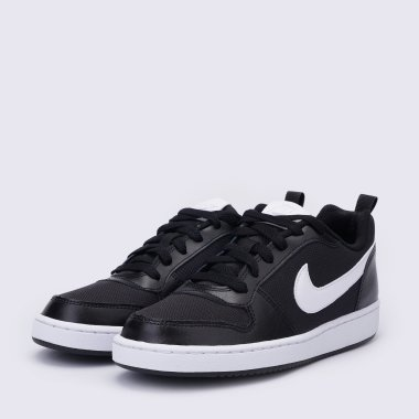 Кроссовки nike Court Borough Low Pe (Gs) - 119221, фото 1 - интернет-магазин MEGASPORT