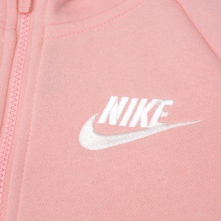 Кофта Nike G Nsw Pe Full Zip - 119283, фото 3 - интернет-магазин MEGASPORT