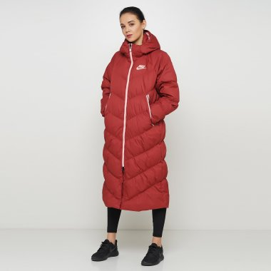 Пуховики nike W Nsw Dwn Fill Parka Long Stmt - 121141, фото 1 - интернет-магазин MEGASPORT