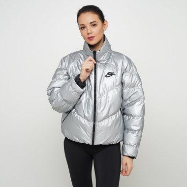 Куртки nike W Nsw Syn Fill Jkt Stmt Shine - 121144, фото 1 - інтернет-магазин MEGASPORT