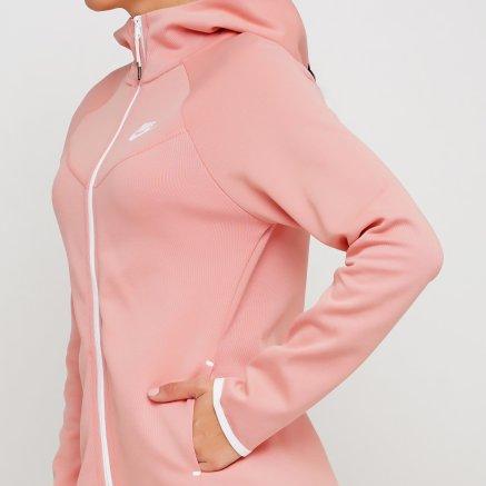 Кофта Nike W Nsw Tch Flc Wr Hoodie Fz - 119303, фото 4 - інтернет-магазин MEGASPORT