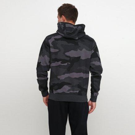 Кофта Nike M Nsw Club Hoodie Fz Bb Camo - 121083, фото 3 - інтернет-магазин MEGASPORT