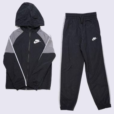 Спортивные костюмы nike B Nsw Woven Track Suit - 119097, фото 1 - интернет-магазин MEGASPORT