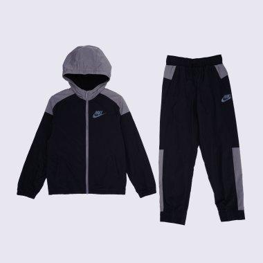 Спортивные костюмы nike B Nsw Trk Suit Winterized - 121149, фото 1 - интернет-магазин MEGASPORT