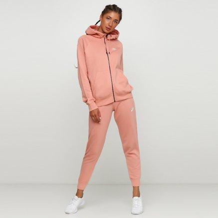 Кофта Nike W Nsw Essntl Hoodie Fz Flc - 118287, фото 2 - интернет-магазин MEGASPORT