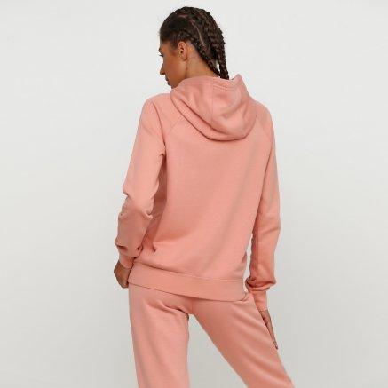 Кофта Nike W Nsw Essntl Hoodie Fz Flc - 118287, фото 3 - интернет-магазин MEGASPORT