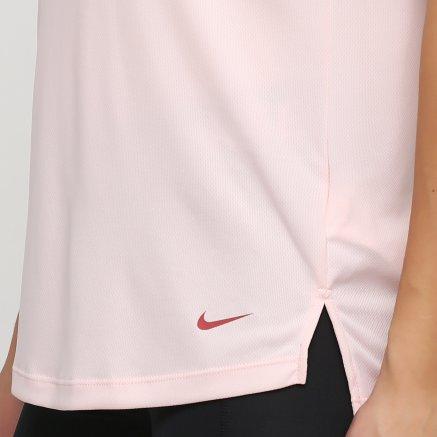 Футболка Nike W Nk Dry Ss Top Elastika - 121152, фото 4 - интернет-магазин MEGASPORT