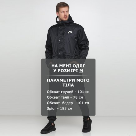 Куртка Nike M Nsw Syn Fill Parka - 119327, фото 6 - интернет-магазин MEGASPORT