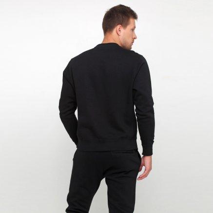 Кофта Nike M Nsw Jdi Crw Flc Bstr - 119101, фото 3 - інтернет-магазин MEGASPORT
