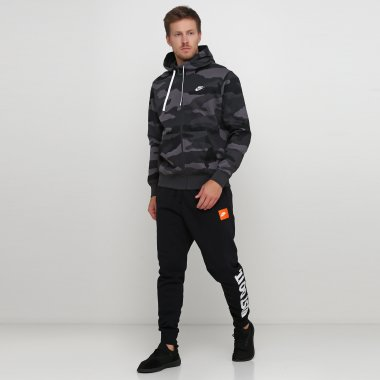 Спортивные штаны nike M Nsw Jdi+ Pant Flc Mix - 119345, фото 1 - интернет-магазин MEGASPORT
