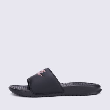 "Сланці nike ""Women's  Benassi """"Just Do It."""" Sandal"" - 121837, фото 1 - інтернет-магазин MEGASPORT"