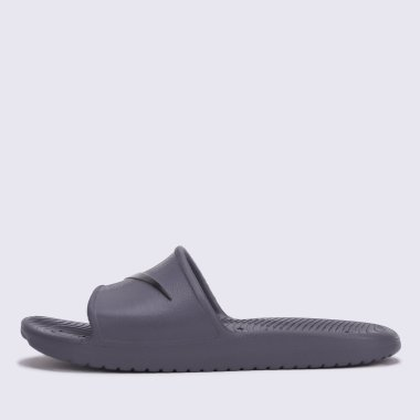 Сланці nike Men's Kawa Shower Slide - 107691, фото 1 - інтернет-магазин MEGASPORT