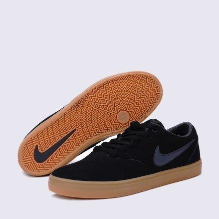 Кеды Nike Men's  Sb Check Solarsoft Skateboarding Shoe - 99393, фото 2 - интернет-магазин MEGASPORT