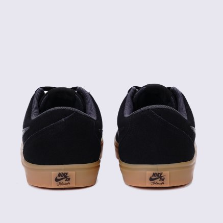 Кеды Nike Men's  Sb Check Solarsoft Skateboarding Shoe - 99393, фото 3 - интернет-магазин MEGASPORT