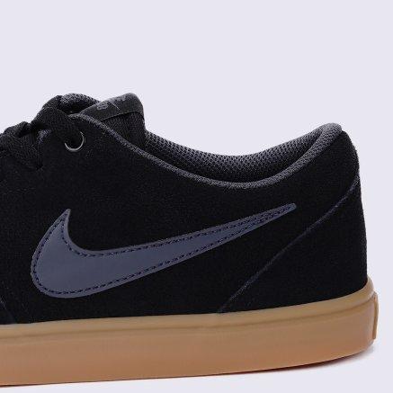 Кеды Nike Men's  Sb Check Solarsoft Skateboarding Shoe - 99393, фото 4 - интернет-магазин MEGASPORT