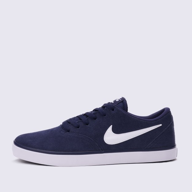 Кеди Nike Sb Check Solarsoft Skateboarding Shoe - MEGASPORT