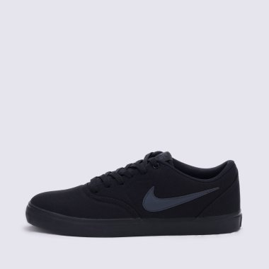 Кеды nike Men's Sb Check Solarsoft Canvas Skateboarding Shoe - 98981, фото 1 - интернет-магазин MEGASPORT