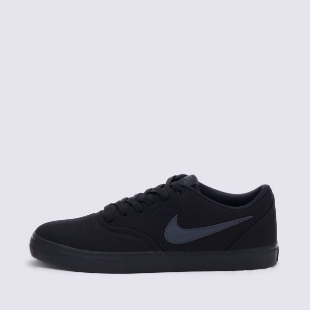Кеды Nike Men's Sb Check Solarsoft Canvas Skateboarding Shoe - MEGASPORT