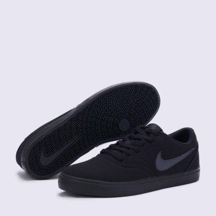 Кеды Nike Men's Sb Check Solarsoft Canvas Skateboarding Shoe - 98981, фото 2 - интернет-магазин MEGASPORT