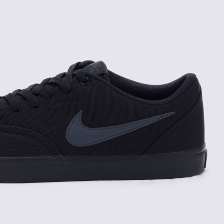 Кеды Nike Men's Sb Check Solarsoft Canvas Skateboarding Shoe - 98981, фото 4 - интернет-магазин MEGASPORT
