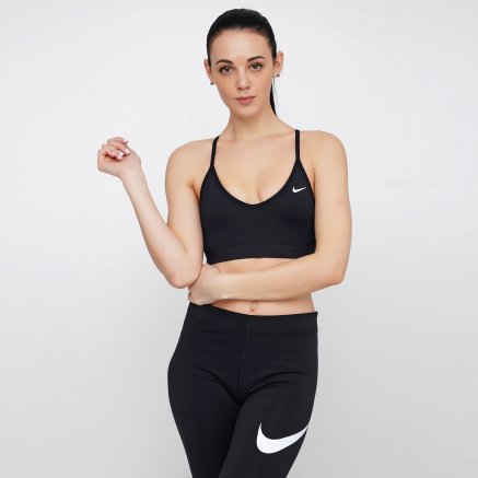 Топ Nike Indy Bra - 112498, фото 1 - интернет-магазин MEGASPORT