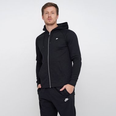 Кофты nike M Nsw Optic Hoodie Fz - 121929, фото 1 - интернет-магазин MEGASPORT