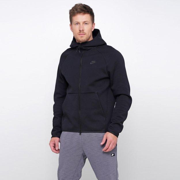 Кофта Nike M Nsw Tch Flc Hoodie Fz - MEGASPORT