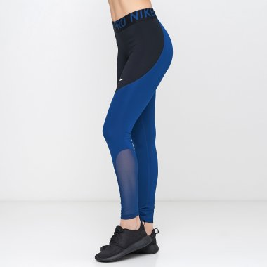 Лосины nike W Np Tight - 121938, фото 1 - интернет-магазин MEGASPORT