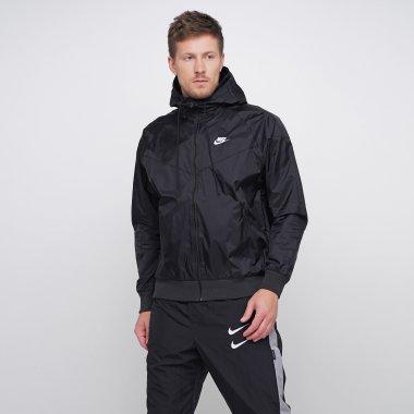 Куртки nike M Nsw He Wr Jkt Hd - 114778, фото 1 - интернет-магазин MEGASPORT