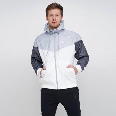 Куртки nike M Nsw He Wr Jkt Hd - 121940, фото 1 - интернет-магазин MEGASPORT