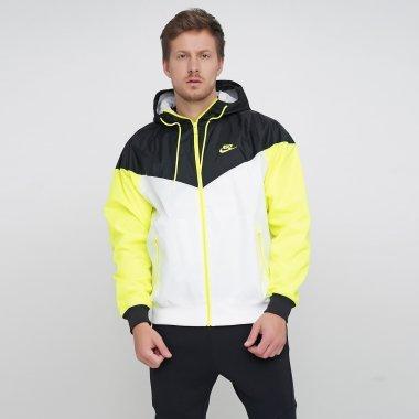Куртки nike M Nsw He Wr Jkt Hd - 121941, фото 1 - інтернет-магазин MEGASPORT