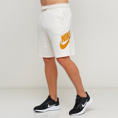 Шорти nike M Nsw He Short Ft Alumni - 124382, фото 1 - інтернет-магазин MEGASPORT