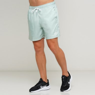 Шорты nike M Nsw Ce Short Wvn Flow - 124383, фото 1 - интернет-магазин MEGASPORT