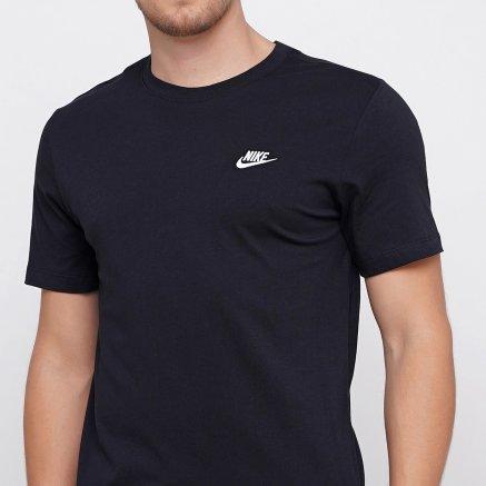 Футболка Nike M Nsw Club Tee - 114819, фото 4 - интернет-магазин MEGASPORT